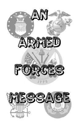 ARMED FORCES MESSAGE