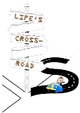 LIFE'S CROSS-ROAD