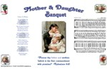 Mother & Daughter Place Mat